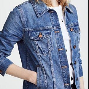 Madewell Jean Jacket Classic Style S EUC!